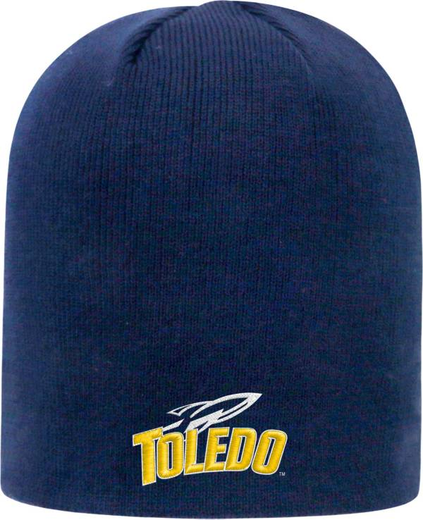 Top of the World Men's Toledo Rockets Midnight Blue TOW Classic Knit Beanie product image