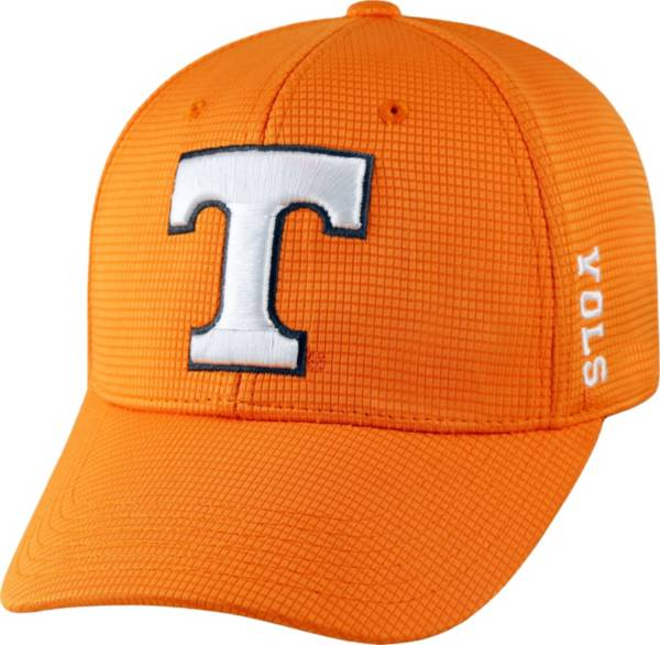 Top of the World Men's Tennessee Volunteers Tennessee Orange Booster Plus 1Fit Flex Hat product image