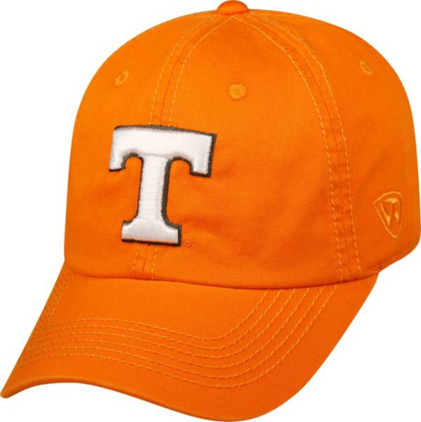 Top of the World Men's Tennessee Volunteers Tennessee Orange Crew Adjustable Hat product image