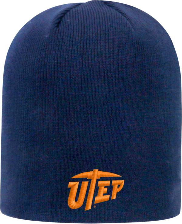 Top of the World Men's UTEP Miners Navy TOW Classic Knit Beanie product image