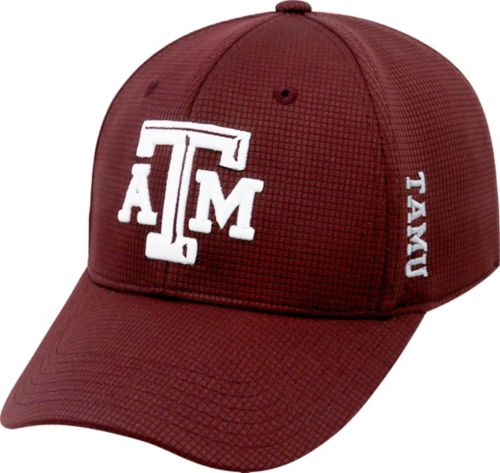 separation shoes 855e0 cc81a Top of the World Men s Texas A M Aggies Maroon Booster Plus 1Fit Flex Hat.  noImageFound. Previous