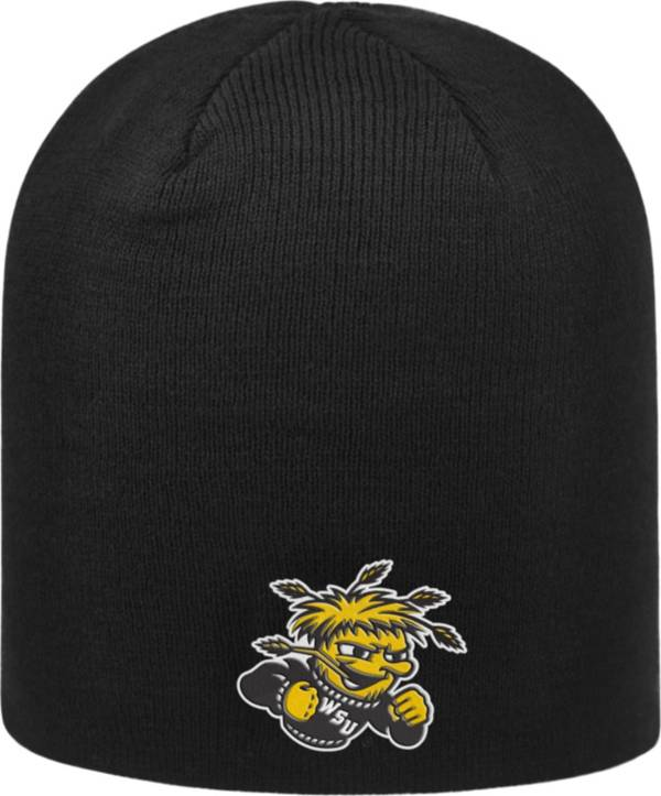 Top of the World Men's Wichita State Shockers Black TOW Classic Knit Beanie product image