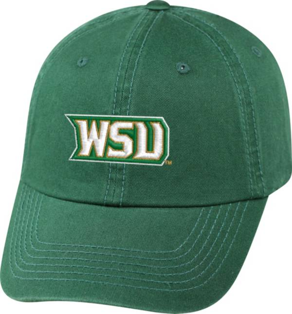 Top of the World Men's Wright State Raiders Green Crew Adjustable Hat product image