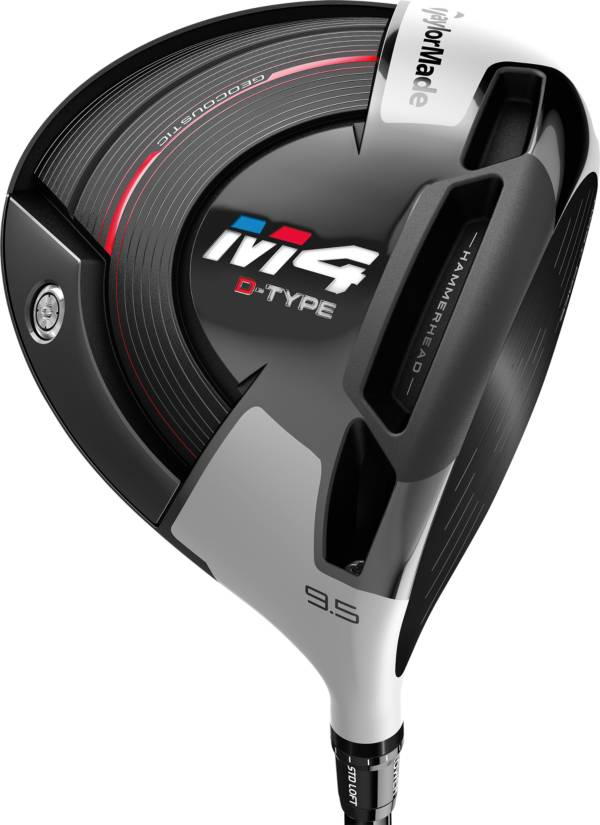 TaylorMade M4 D-Type Driver product image
