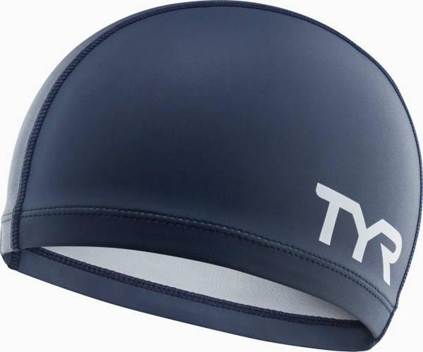 TYR Adult Silicone Comfort Swim Cap product image