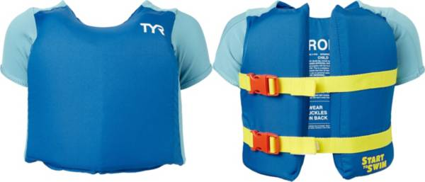 TYR Kids' Start to Swim Flotation Shirt product image