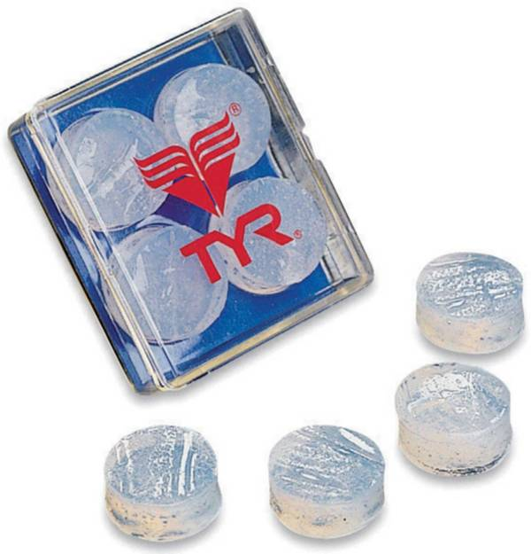 TYR Soft Silicone Ear Plugs product image