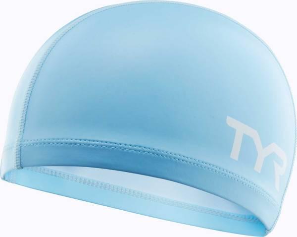 TYR Jr. Silicone Comfort Swim Cap product image