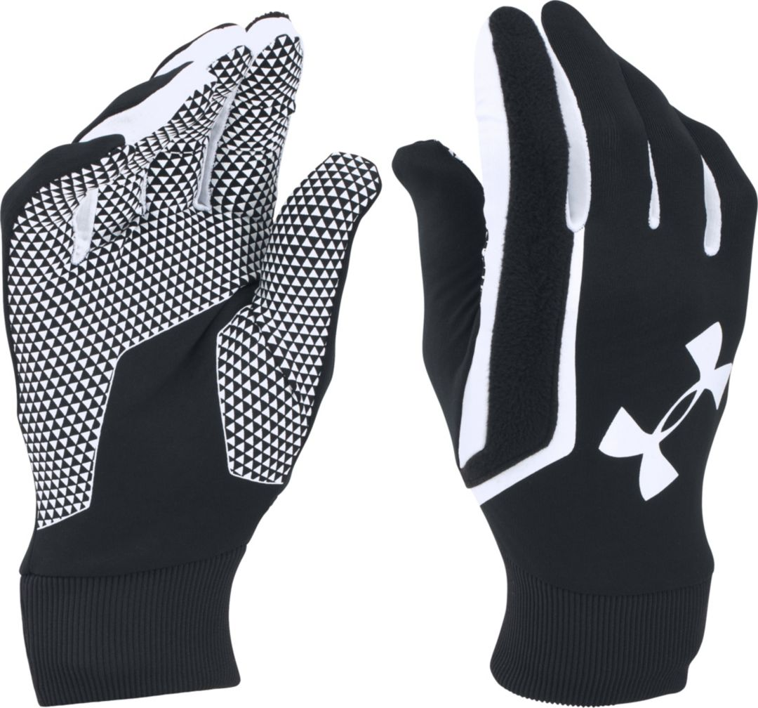 a0ea4356bedda Under Armour Adult Field Player Soccer Gloves | DICK'S Sporting Goods