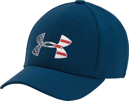 74e38bdf6d9 Under Armour Boys  Freedom Low Crown Stretch Fit Hat. noImageFound. Previous