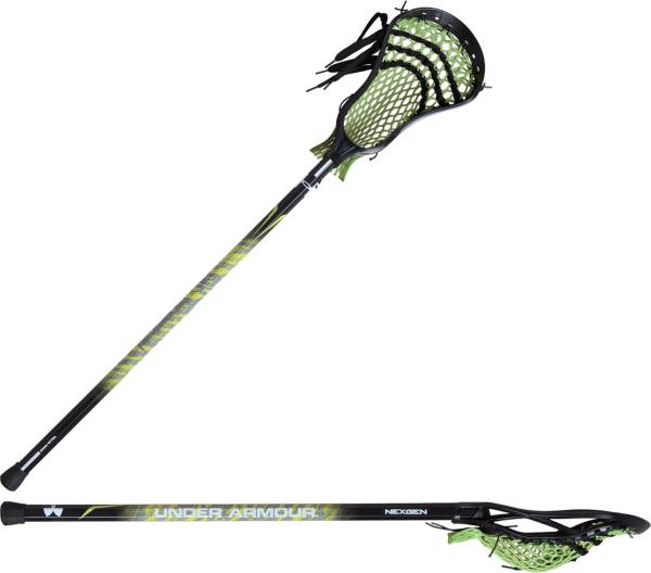 Under Armour Boys' Nex Gen Complete Attack Lacrosse Stick product image