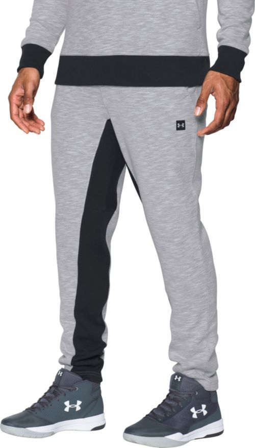 7f6fdee15052 Under Armour Men s Baseline Tapered Basketball Pants. noImageFound. Previous