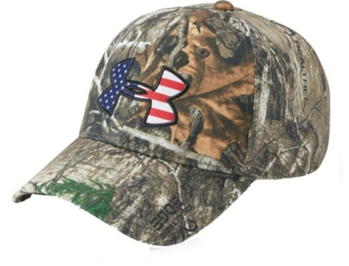 691c52a6327 Under Armour Men s Big Flag Camo Hat 1