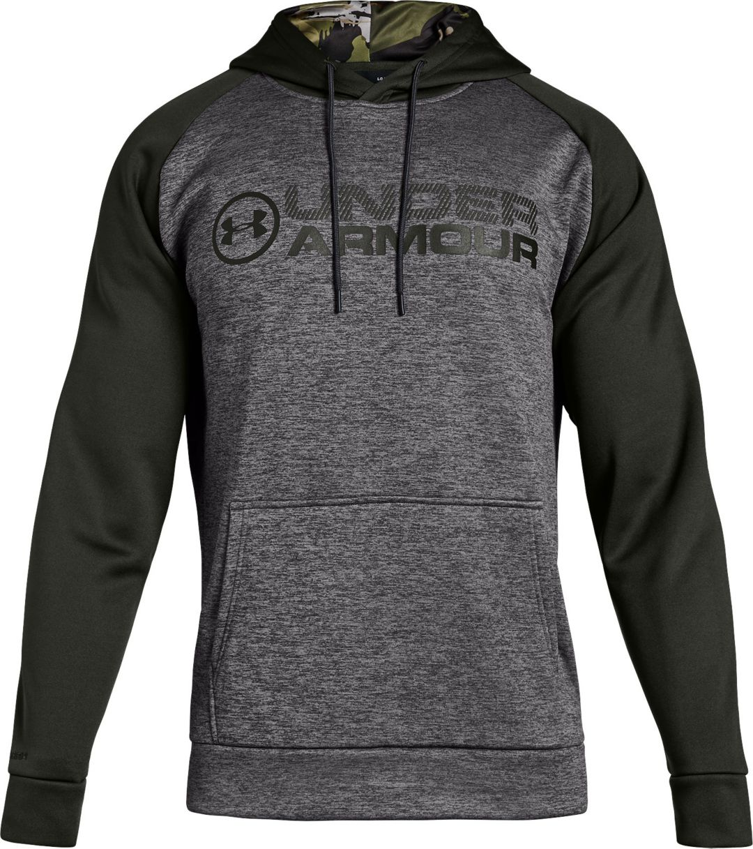 d45b411a0 Under Armour Men's Armour Fleece Stacked Hoodie. noImageFound. Previous