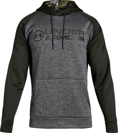 fdc61c89f Under Armour Men's Armour Fleece Stacked Hoodie. noImageFound. Previous
