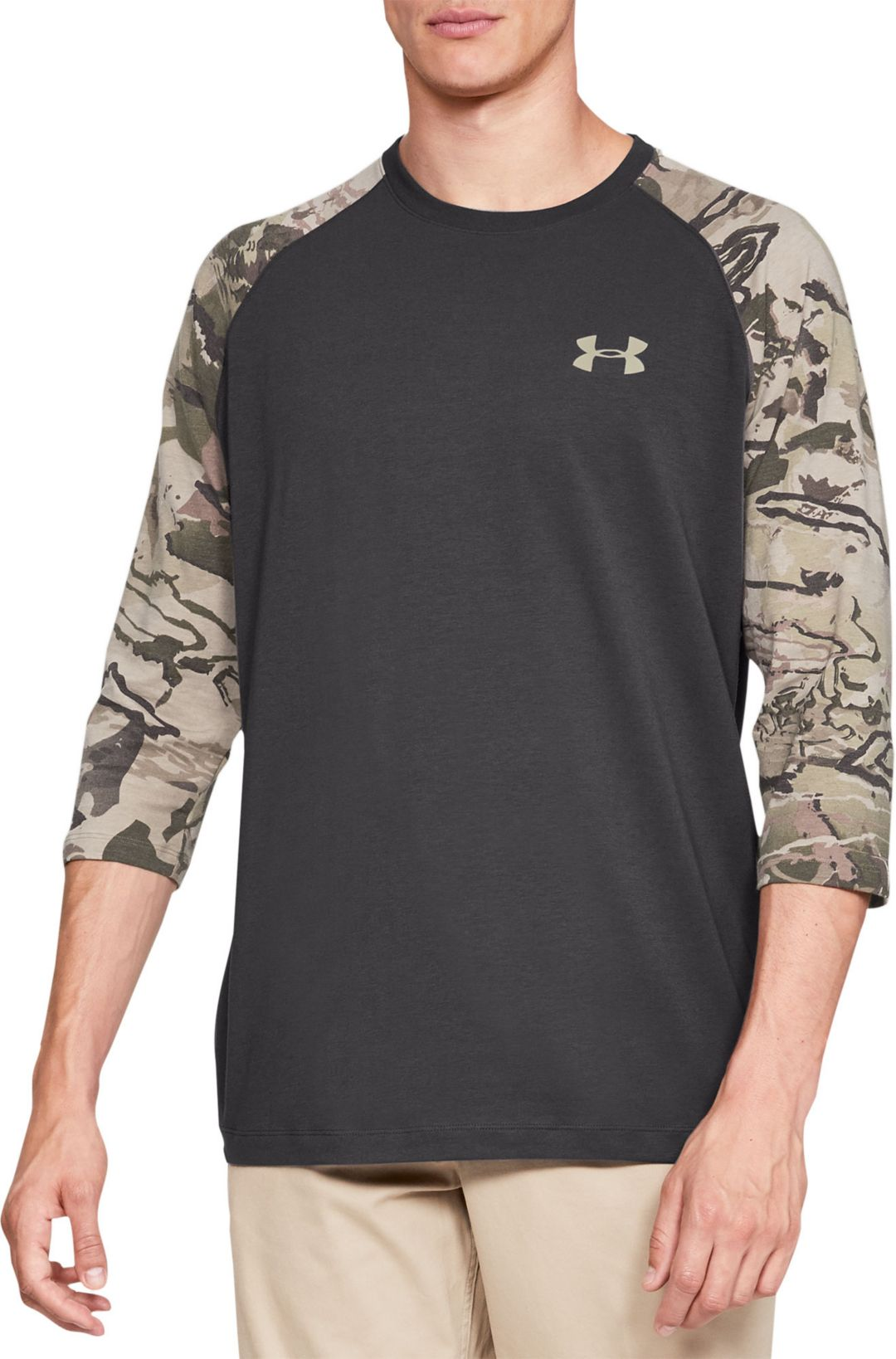 0efe35f7 Under Armour Men's Ridge Reaper Hunting Long Sleeve Shirt. noImageFound.  Previous