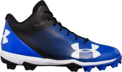 6cde4b20b60c Under Armour Men's Leadoff Mid RM Baseball Cleats. noImageFound. Previous