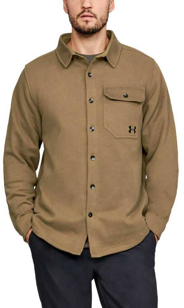 Under Armour Men's Buckshot Button Up Fleece Jacket product image