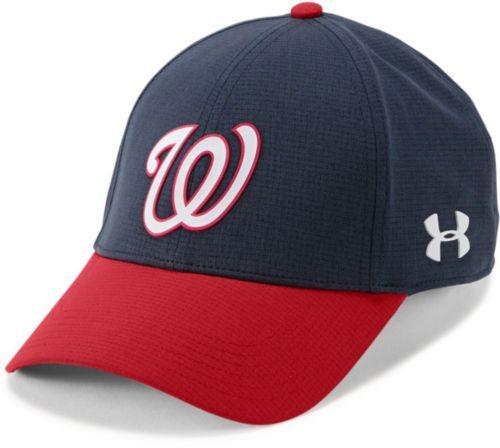 Under Armour Men s Washington Nationals Driver Adjustable Hat.  noImageFound. Previous 664ba1e59f8