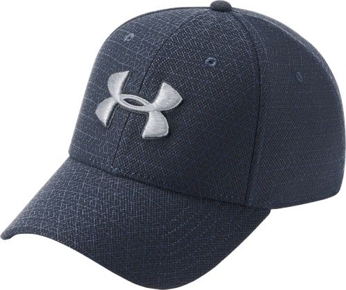 04f9f89caa0 Under Armour Men s Printed Blitzing Hat 3.0