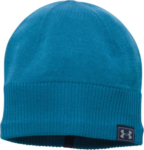 fe23432a888 Under Armour Men s ColdGear Reactor Knit Beanie
