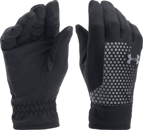 2 Colors Under Armour Mens Threadborne Run Gloves