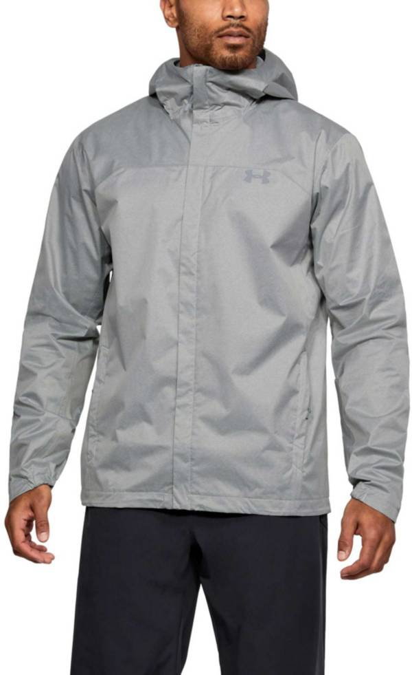 Under Armour Men's Overlook Shell Rain Jacket (Regular and Big & Tall) product image
