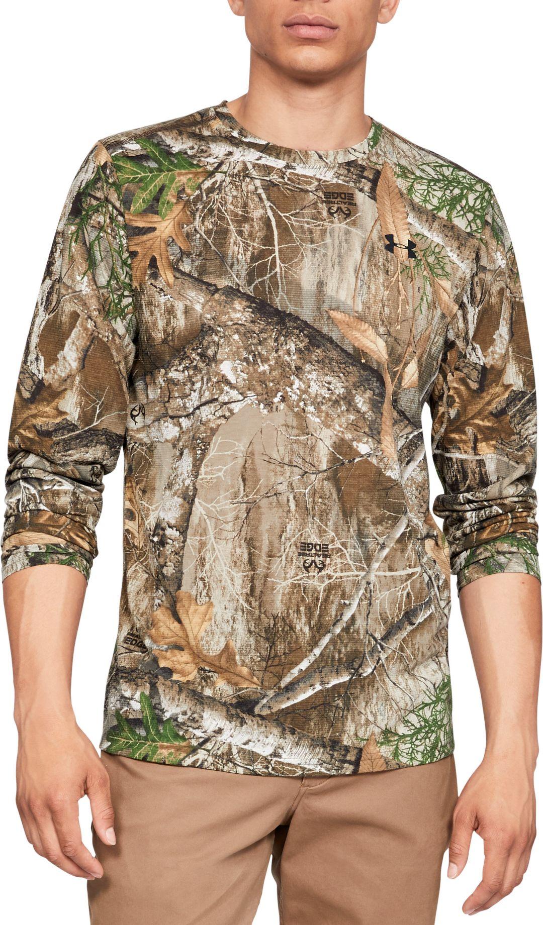 18fab16a UA Men's Threadborne Early Season Hunting Long Sleeve Shirt. noImageFound.  Previous