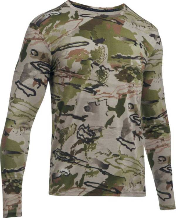 UA Men's Threadborne Early Season Hunting Long Sleeve Shirt product image