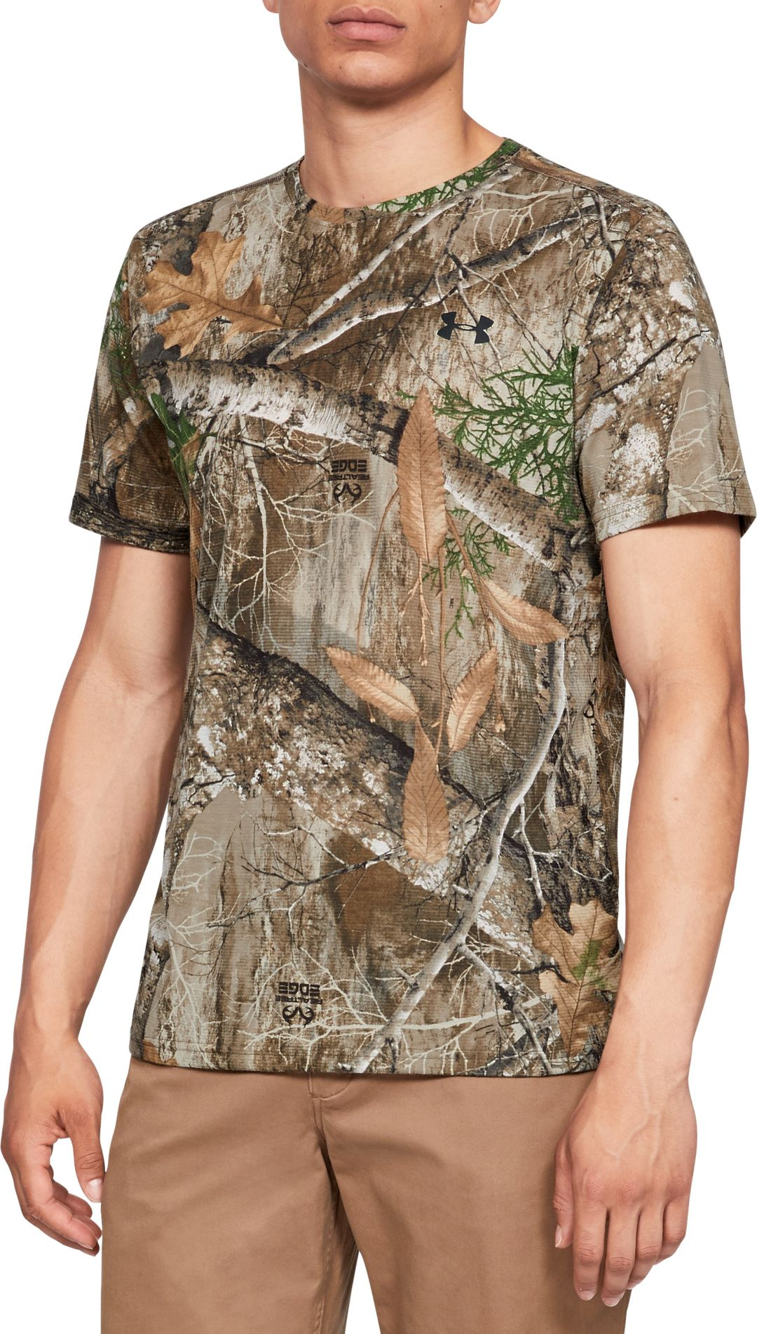 4bdae232 Under Armour Men's Early Season Short Sleeve Hunting Tee | DICK'S ...