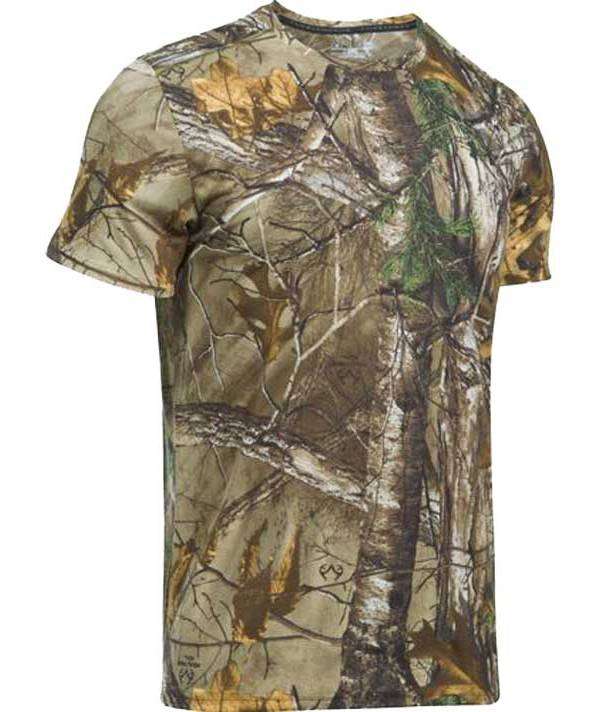 Under Armour Men's Early Season Short Sleeve Hunting Tee product image