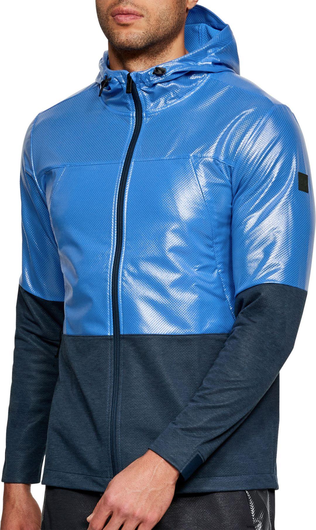 99779536f Under Armour Men's Sportstyle Elite Full-Zip Jacket. noImageFound.  Previous. 1