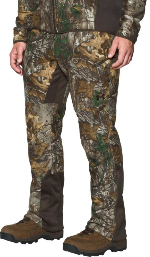 71945b0696672 Under Armour Men's Stealth Mid-Season Hunting Pants | DICK'S ...