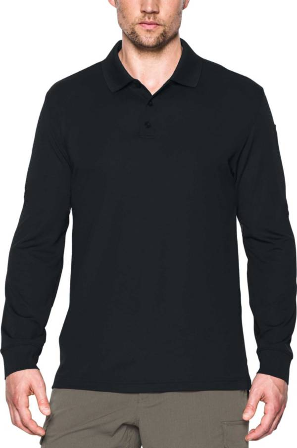 Under Armour Men's Tactical Performance Long Sleeve Shirt product image
