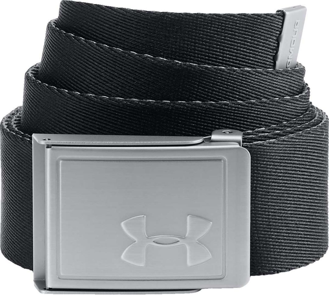 5b8ac8608f Under Armour Webbing 2.0 Reversible Golf Belt