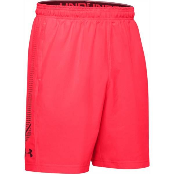 Under Armour WordMark Men/'s Tech™ Loose Fit-Run Training Gym Shorts Black Mesh