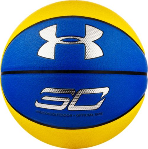 purchase cheap 217c4 8815f Under Armour Stephen Curry Official Basketball (29.5