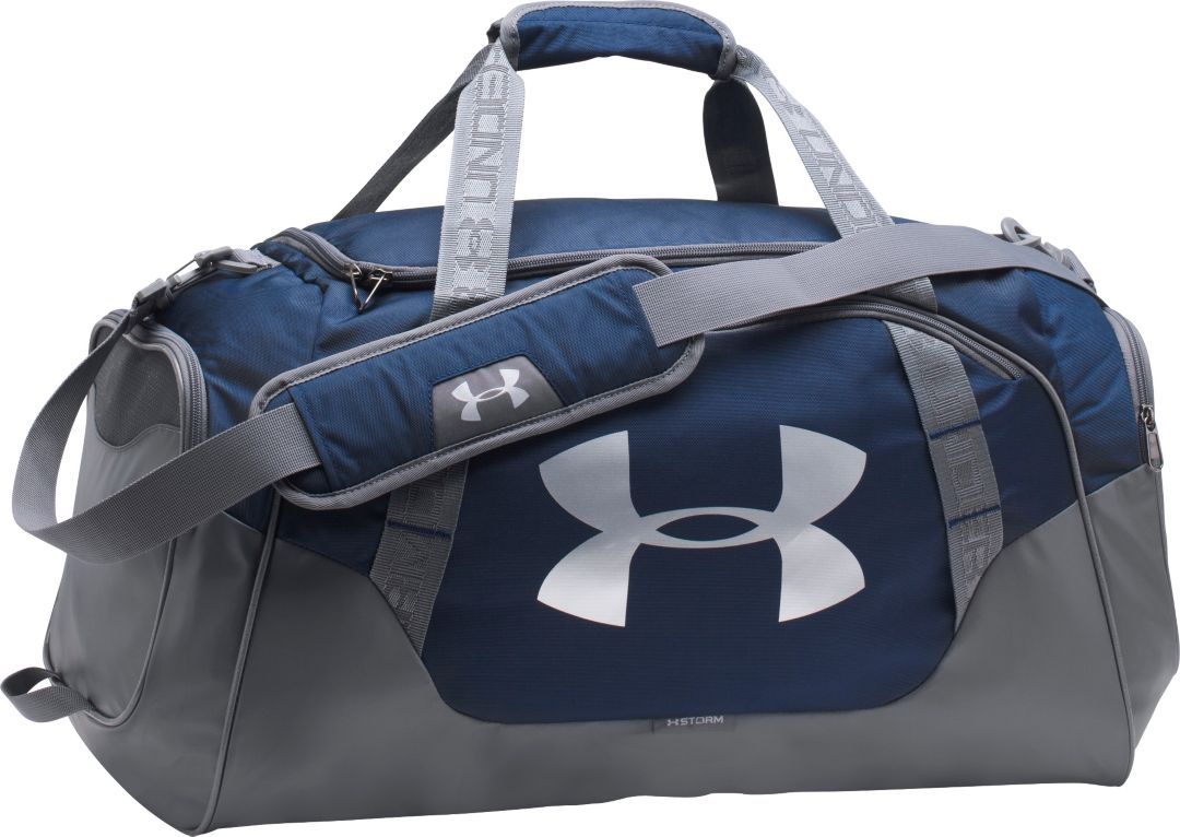 Men's Accessories Bags Under Armour Mens Undeniable 3.0 Small Duffel Bag Black Sports Accessory