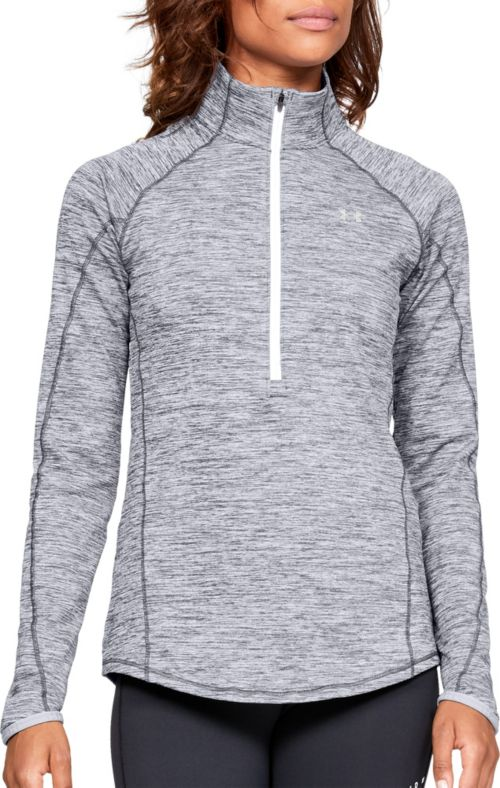 b6b2d18f7d2 Under Armour Women s ColdGear Armour 1 2 Zip Long Sleeve T-Shirt.  noImageFound. Previous