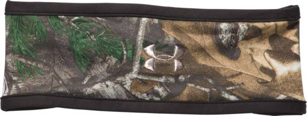 Under Armour Women's ColdGear Infrared Fleece Camo Headband product image