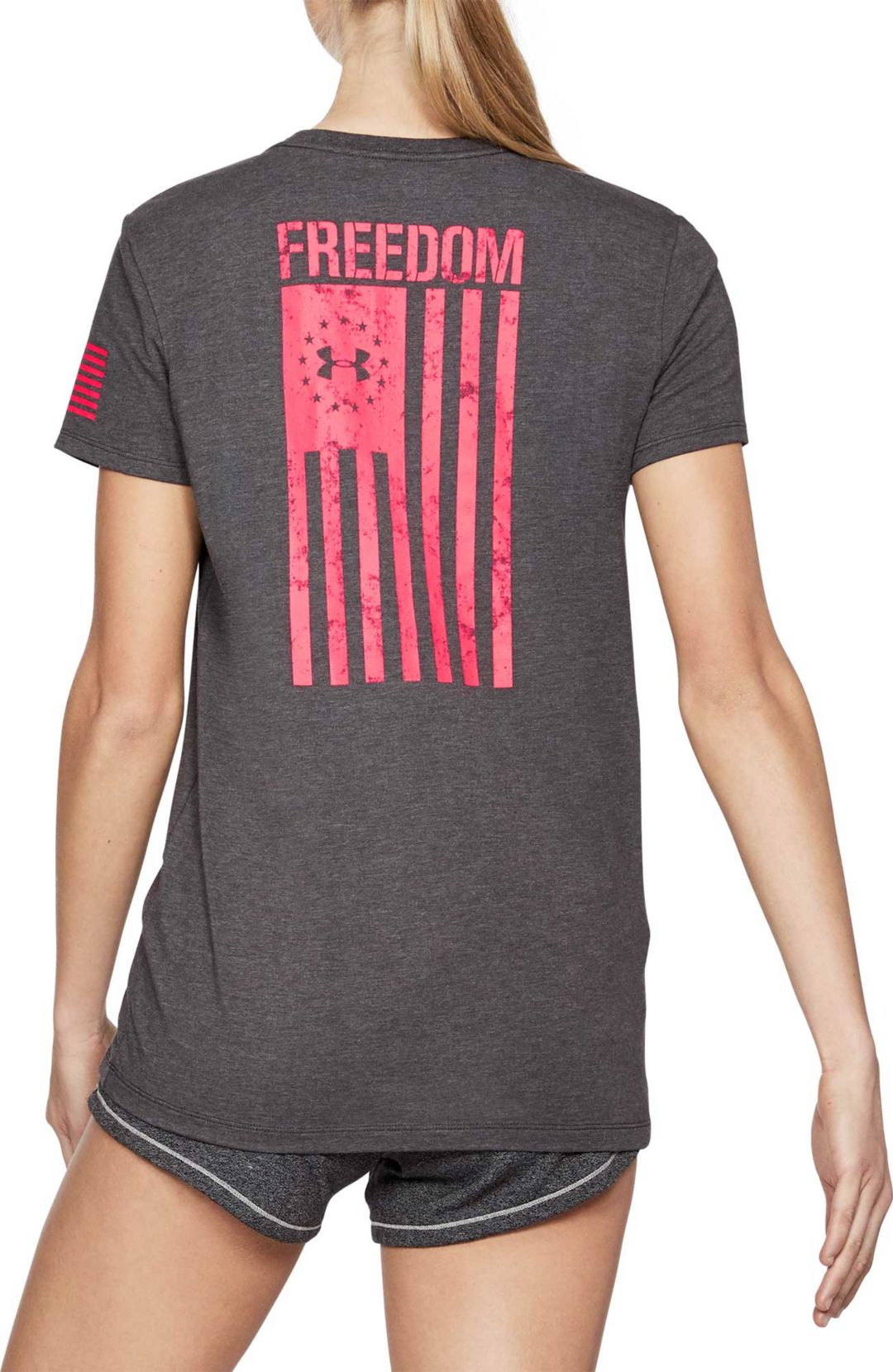 79830a46 Under Armour Women's Freedom Flag 2.0 T-Shirt | DICK'S Sporting Goods
