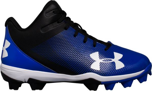 Under Armour Kids' Leadoff Mid RM Baseball Cleats product image