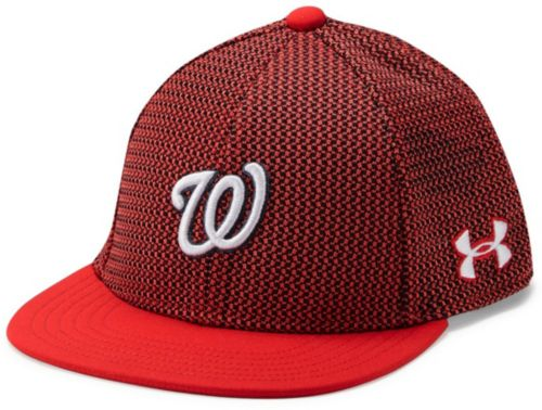 Under Armour Youth Washington Nationals Twist Knit Adjustable Snapback Hat.  noImageFound. Previous ad1346d4f88
