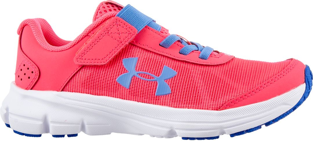 hot sale online beefc d7f16 Under Armour Kids' Preschool Rave 2 AC Running Shoes | DICK'S ...