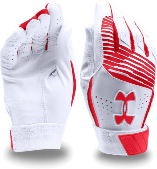 Under Armour T-Ball Clean Up Batting Gloves product image