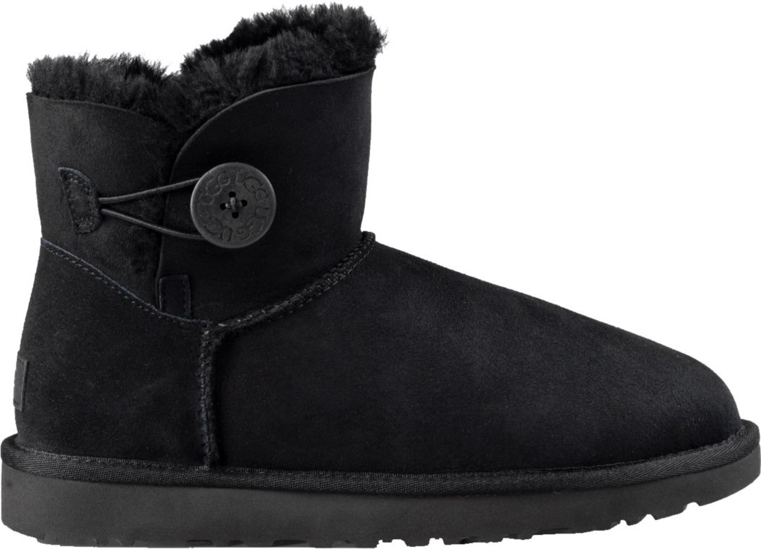 d4d117b4354 UGG Women's Mini Bailey Button Winter Boots