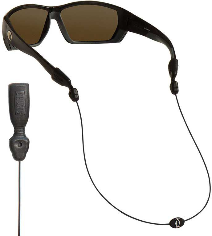 Thin adjustable sunglasses strap lightweight small glasses croakie lanyard