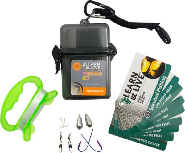 UST Learn & Live Fishing Kit product image