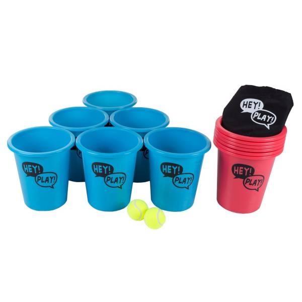 Hey! Play! Bucket Ball Giant Beer Pong Set product image