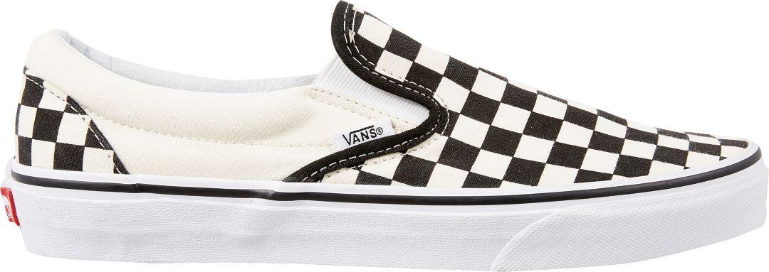 Vans Women's Checkerboard Slip-On Shoes